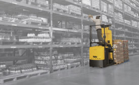 Yale MO25 Forklift - Beverage Industry