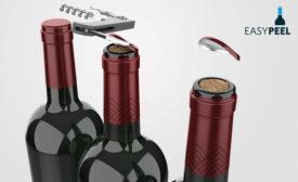Amcor Flexible Capsules' EASYPEEL - Beverage Industry