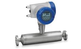 Khrone Inc. OPTIMASS 1000 Straight Tube Coriolis Mass Meter - Beverage Industry
