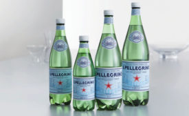 Sidel PET bottle, San Pellegrino. - Beverage Industry