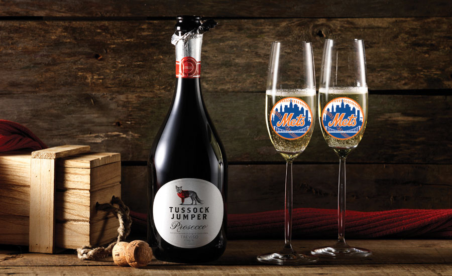 Tussock Jumper now is the Official Partner of the New York Mets. - Beverage Industry