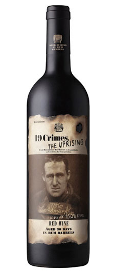 Wine brand 19 Crimes. - Beverage Industry