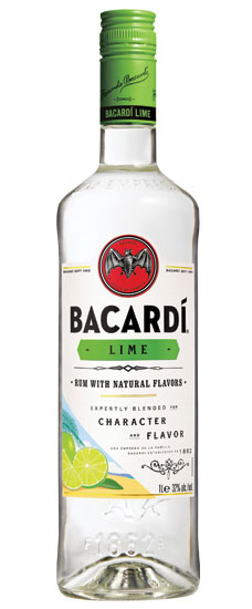 Bacardi lime. - Beverage Industry