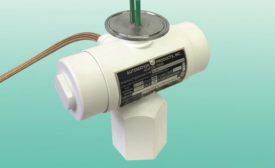 The new Dynatrol Teflon-coated Liquid Level Switch, CL-10GH CIP.