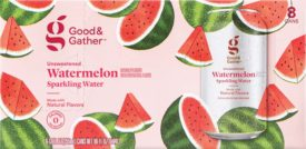 Good & Gather Watermelon Sparkling Water