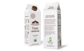 New Barn Organics PlantCarton Paper Packaging