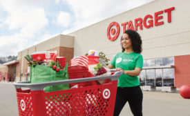 Target's same-day delivery service Shipt Inc.