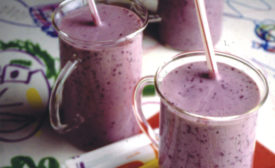Blueberry Smoothie - Beverage Industry