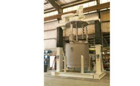 Charles Ross & Son multi-shaft mixer, Model PVM-1500. - Beverage Industry