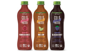 GO!Smart organic cold-pressed juice - 7-Eleven - Beverage Industry