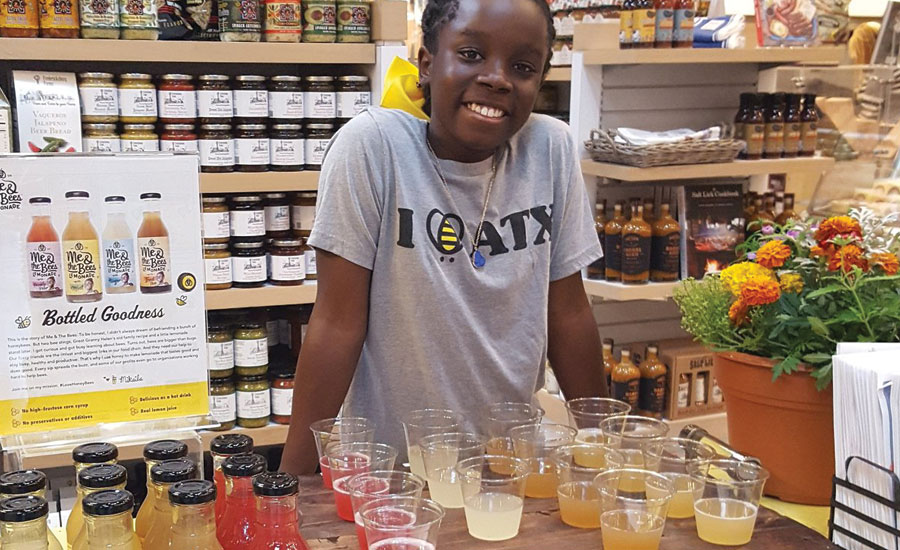 Now 14, social entrepreneur and philanthropist Mikaila Ulmer created Me & the Bees Lemonade. - Beverage Industry