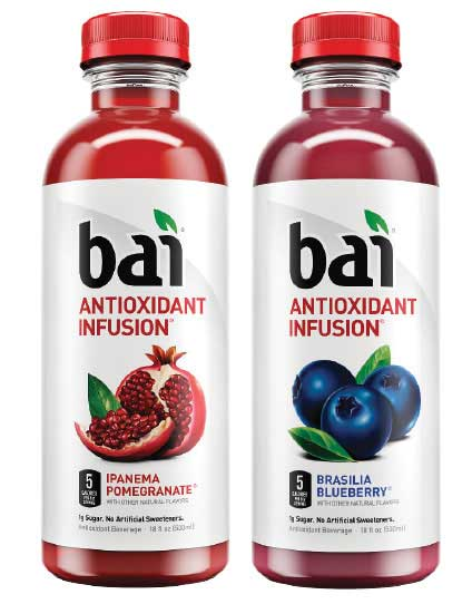 Bai Antioxidant Infusion line - Beverage Industry