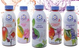 Blossom Water Bottles - Beverage Industry