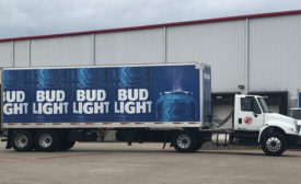 Del Papa Distributing Truck - Beverage Industry