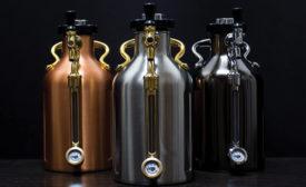 GrowlerWerks uKeg - Beverage Industry