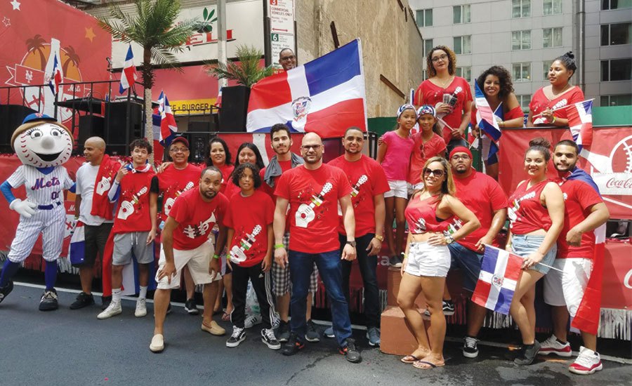 Liberty Coca-Cola Beverages sponsors several multicultural initiatives, including the New York City Dominican Day Parade. - Beverage Industry
