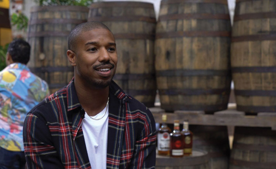 Michael B Jordan - Beverage Industry