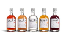 Frankly Organic Vodka - Beverage Industry