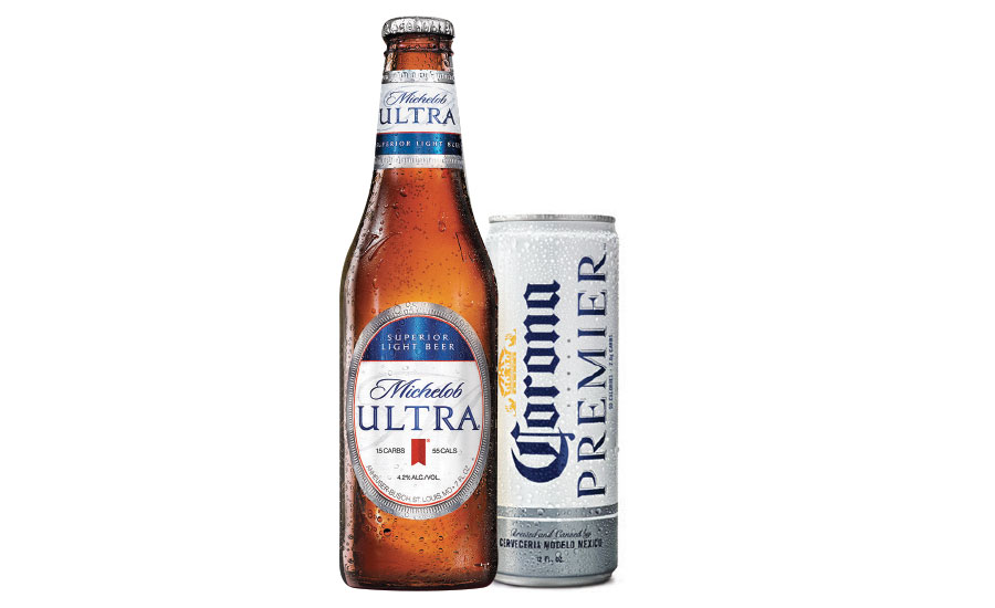 Michelob and Corona Beer - Beverage Industry