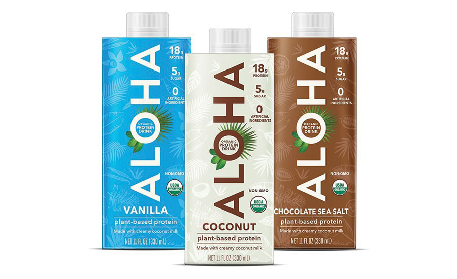 ALOHA Protein Drink - Beverage Industry