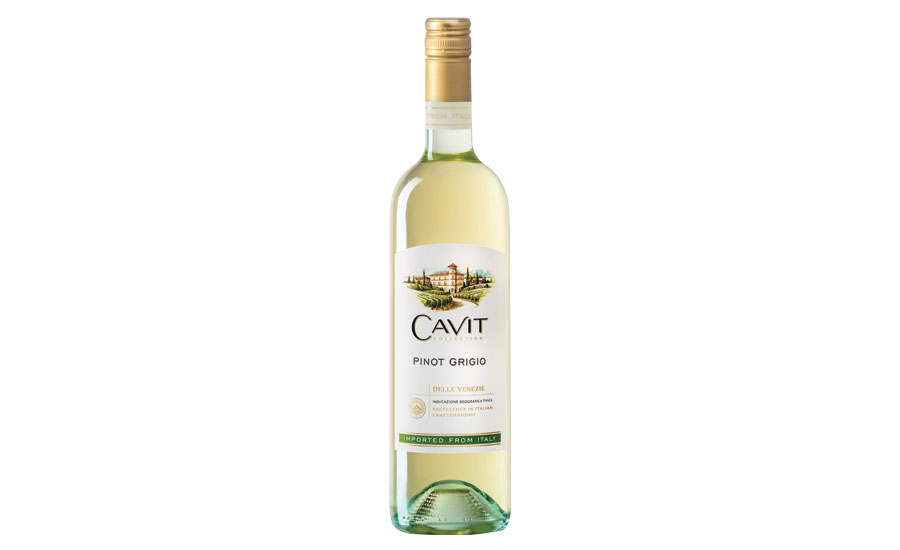 Cavit Collection Wines releases screwcap closures