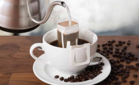 NuZee Inc's single serve, pour over coffee. - Beverage Industry