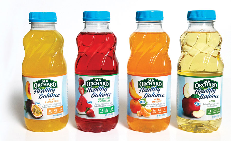 Old Orchard Juice - Beverage Industry