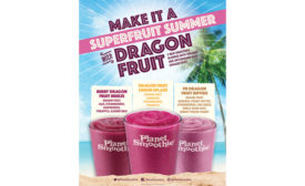 Planet Smoothie Dragon Fruit Smoothies - Beverage Industry
