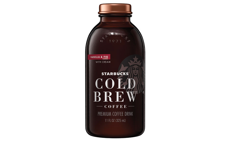 Starbucks Cold Brew - Beverage Industry