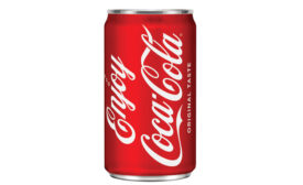 Coca Cola Enjoy Campaign Can - Beverage Industry