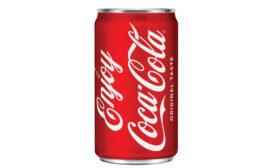 Coca Cola Enjoy Campaign Can - Beverage Industry