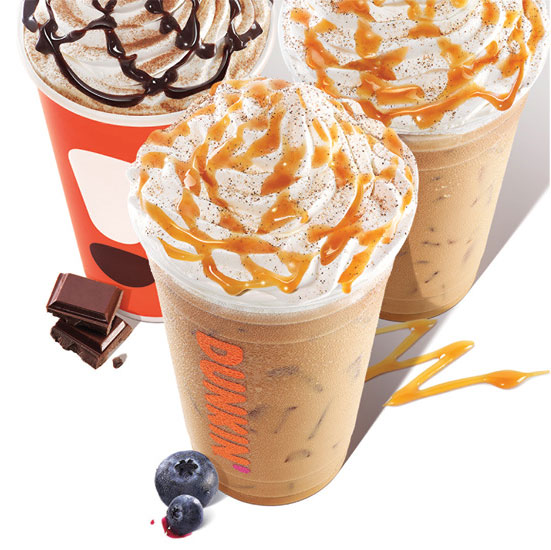 Dunkin' introduced three new handcrafted signature lattes, featuring delicious flavors, whipped cream, drizzle and toppings. - Beverage Industry