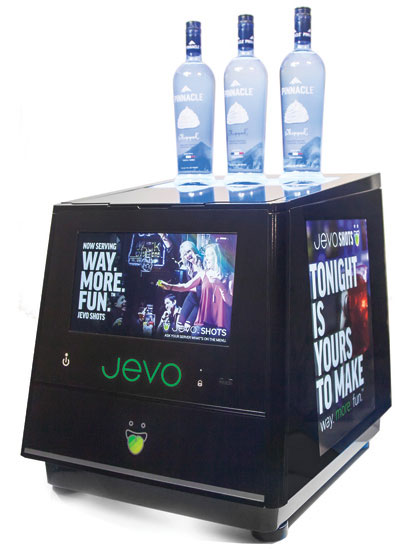 Keurig for Jell-O shots. - Beverage Industry