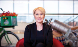Maggie Timoney, chief executive offi cer of HEINEKEN USA - Beverage Industry