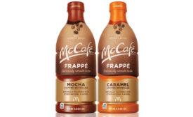 McCafé Frappé - Beverage Industry