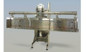 PDC International Corp. introduces its 140F Conform Series Steam Tunnel with Motorized Tunnel Lift. - Beverage Industry