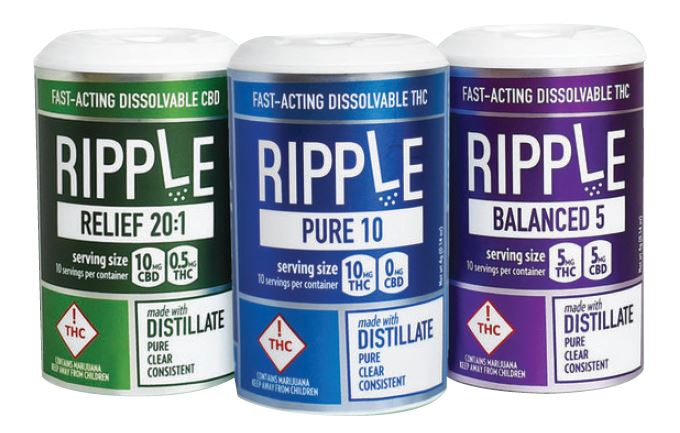 Stillwater Ingredients creates, processes and distributes THC and CBD water-soluble distillates called Ripple. - Beverage Industry