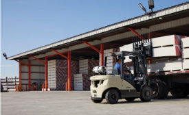 Crown Equipment Forklifts - Beverage Industry