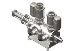 HRS Process Technology Inc. HRS BPM Series pump - Beverage Industry