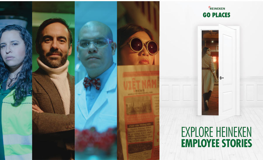 Heineken launched a new campaign titled Go Places 2.0. - Beverage Industry
