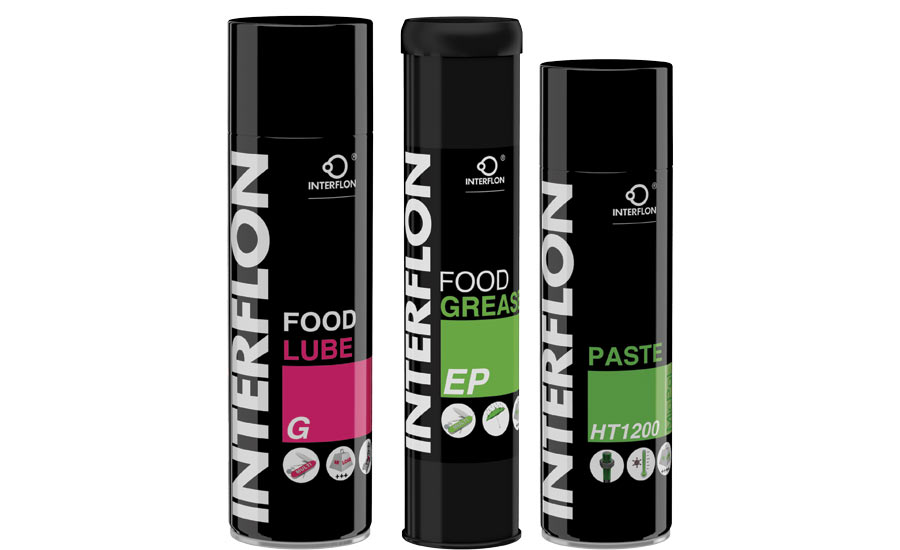 Interflon Lubrication