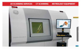 Exact Metrology's Grade GE Phoenix v|tome|x m, a CT scanner system - Beverage Industry