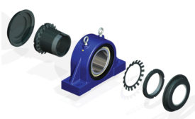 Timken mounted bearings - Beverage Industry