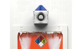 Pfannenberg's rugged PATROL Series Flashing Sounders. - Beverage Industry
