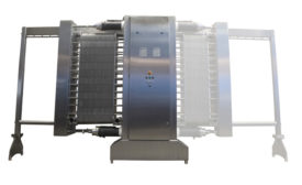 Thermaline Inc.'s automated, modular TagTeam plate heat exchangers. - Beverage Industry