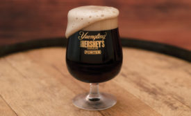 D.G. Yuengling & Son Inc. announced its first-ever beer collaboration with chocolate brand Hershey's.