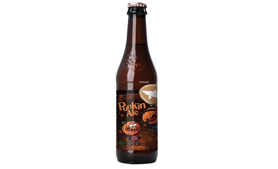 Dogfish Head Craft Brewery's Punkin Ale