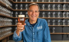 Jim Koch, founder and chairman of The Boston Beer Co.