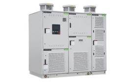 Schneider Electric's Altivar Process 6000 (ATV6000), a medium voltage service-oriented drive.