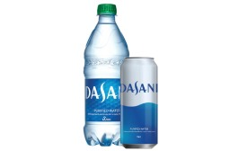 DASANI sustainable packaging innovations